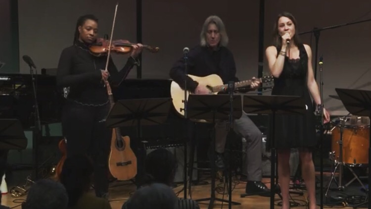 Lullaby project at Carnegie Hall.JPG