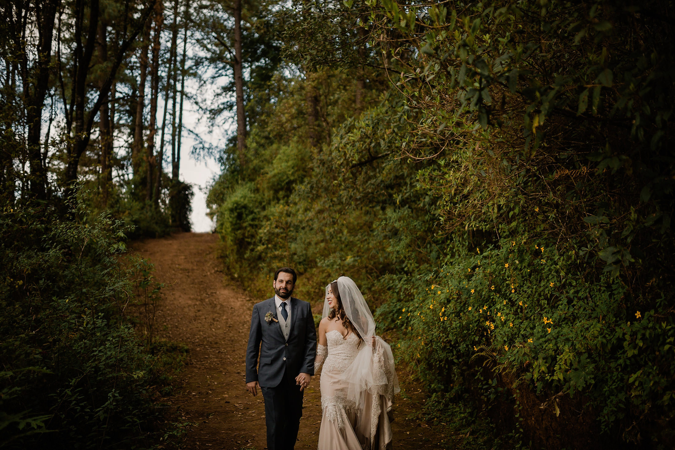 valle de bravo boda