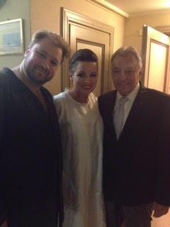 with Zubin Mehta, Maggio Musicale Firenze