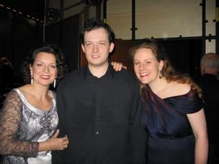 with Andris Nelsons, Théâtre des Champs Elysées