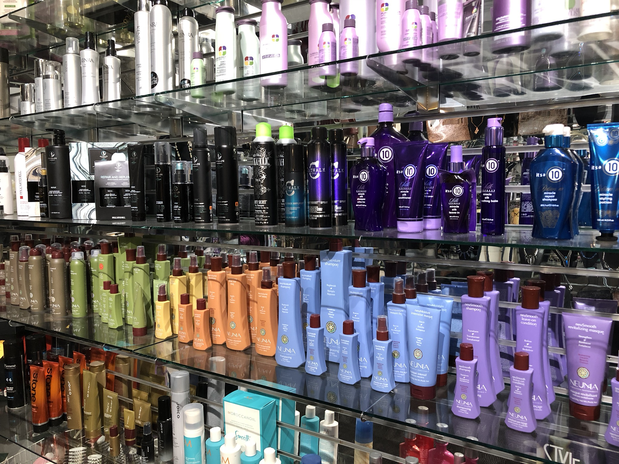 Hair Care Products  -