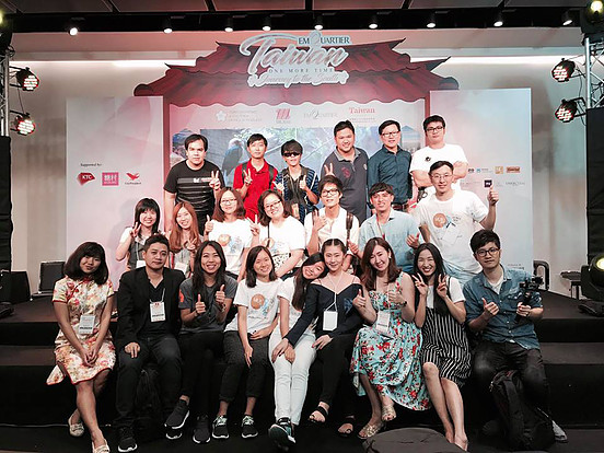 Taiwan One More Time 2017 & 2018 - June 23- 25, 2017, June 1-3, 2018Taiwan One More Time is Thailand's largest Taiwan tourism fair. It was such an honor that Greanyduo could participate in this big event in order to help promote Taiwan tourism to Thai people.