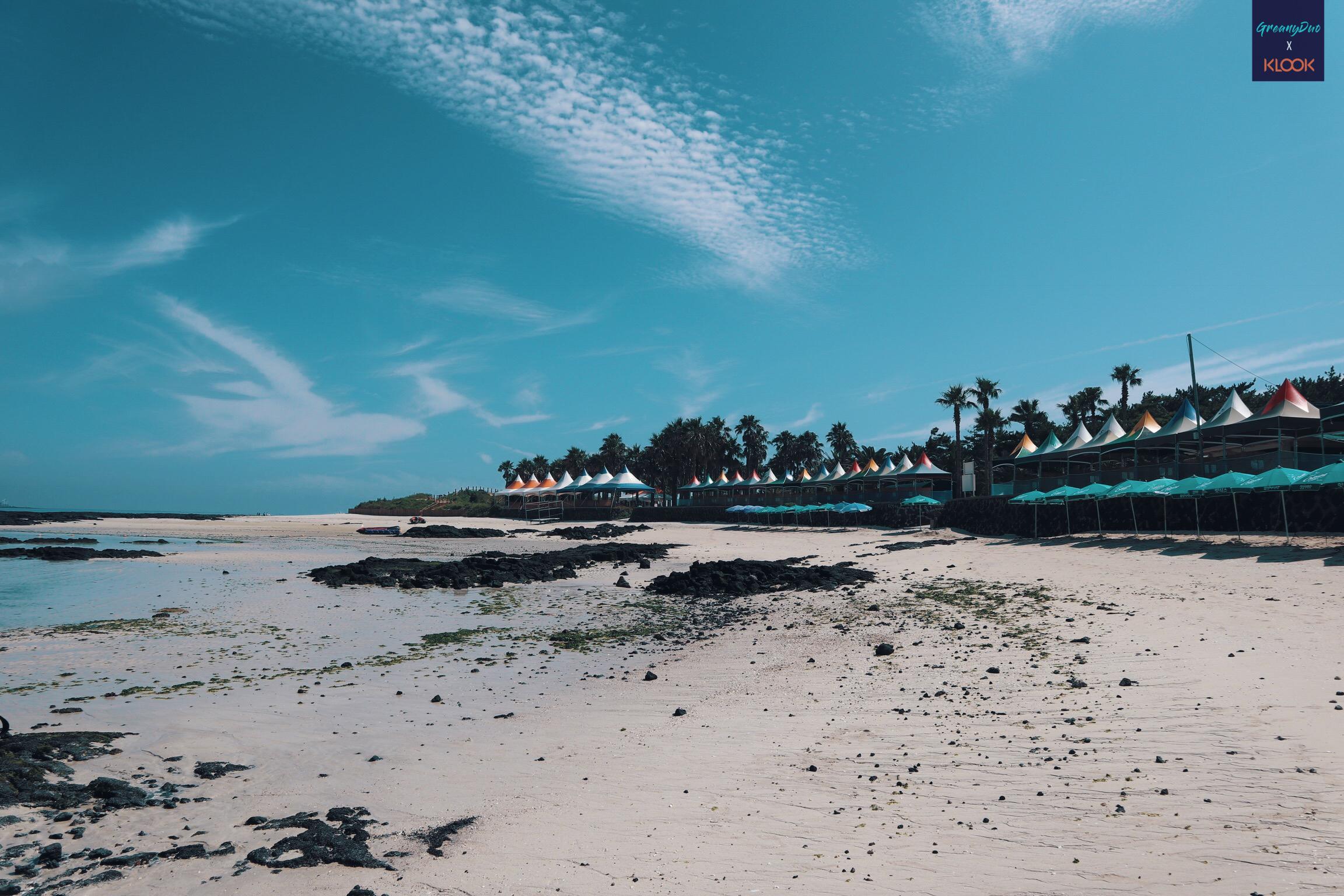 hyeopjae beach view