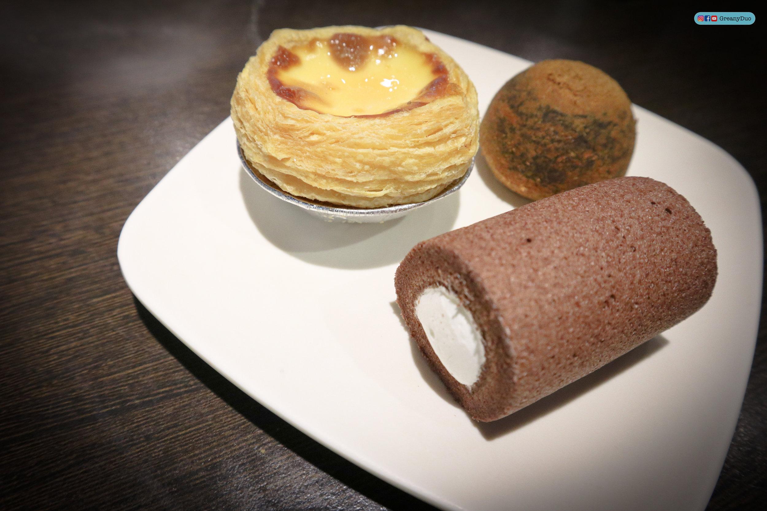 desserts at บุฟเฟ่ต์ชาบูไต้หวันที่ Hakkai Shabu Shabu ซีเหมินติง