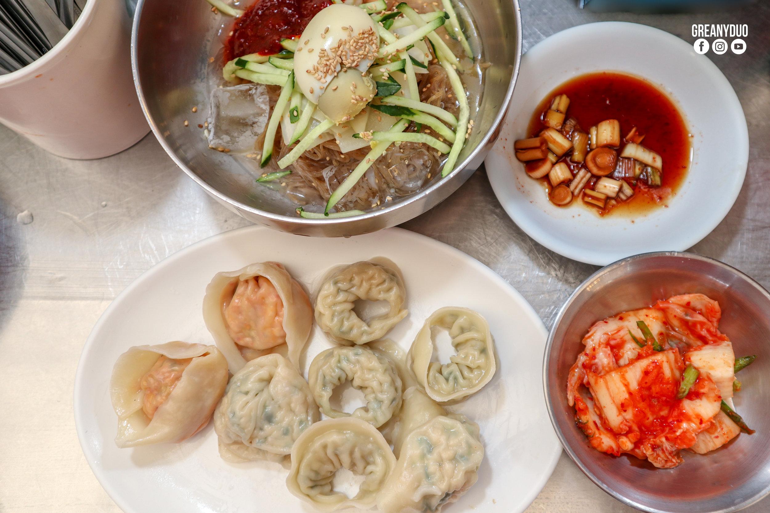 korean streetfood, ตลาดกวางจัง (Gwangjang Market)