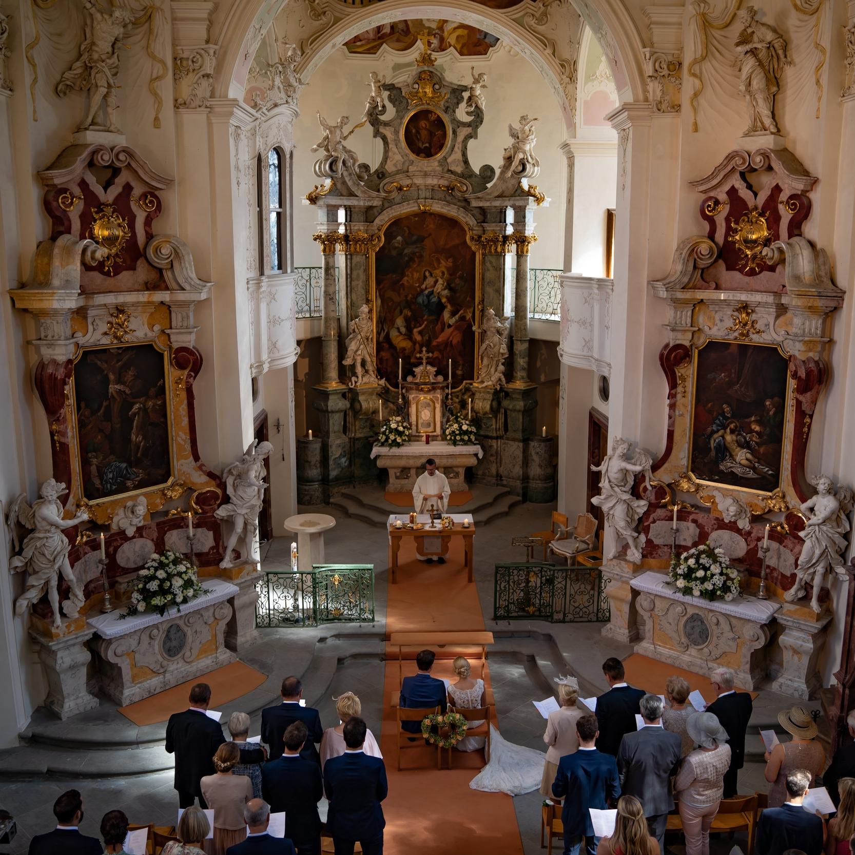 SchlosskircheSt. Marien -