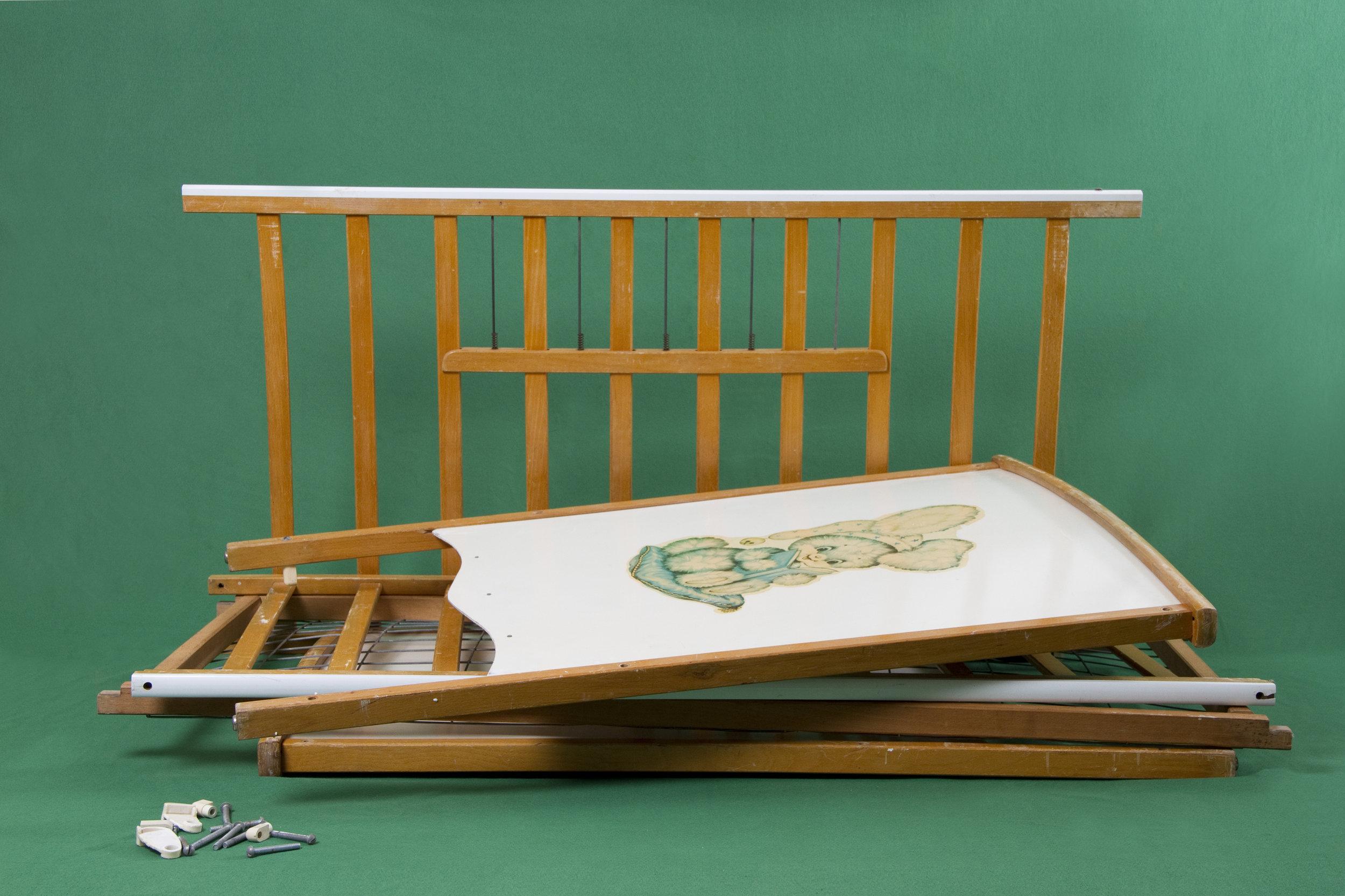 The Deconstructed Crib (1966-JB)