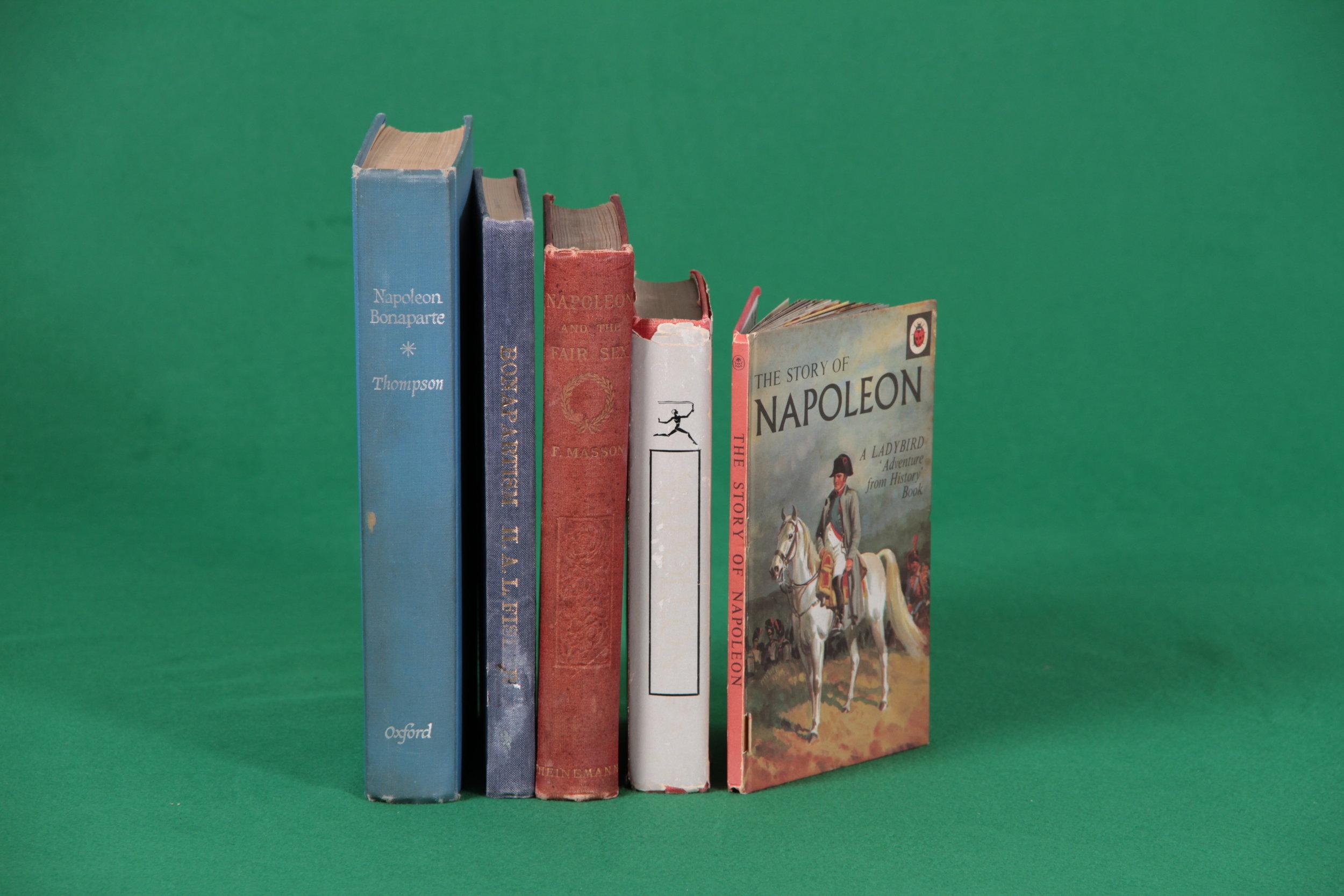 The Napoleon Biographies (1962-BG)