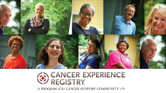 Every person impacted by cancer has a unique and powerful story. -