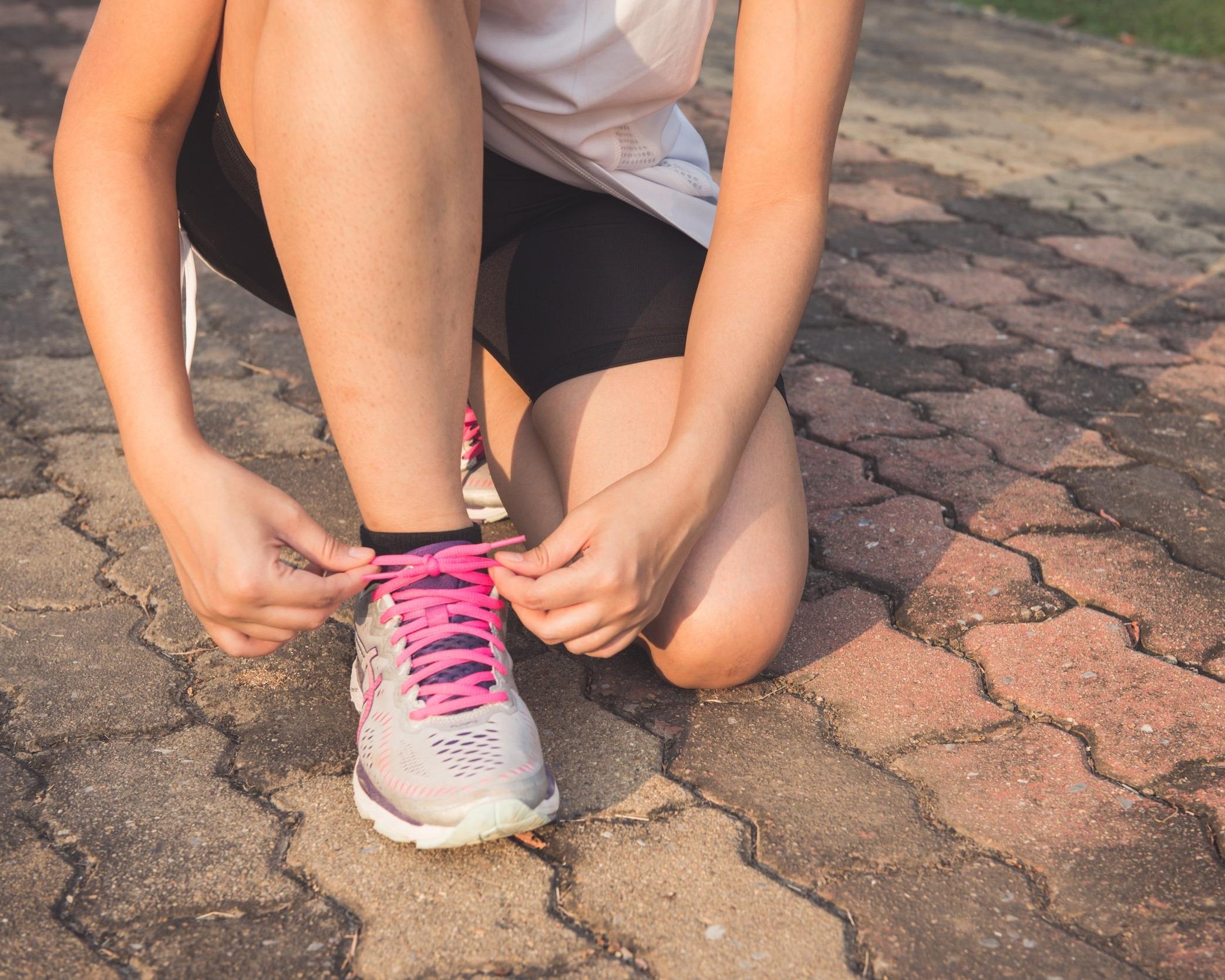 ENTRENAMIENO Y ACTIVIDAD FÍSICA - Ponte las zapatillas y desoxídate