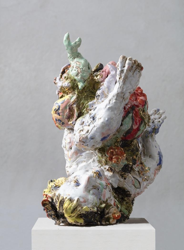 Emma Helle: Ça Tombe Bien, 2018. Kuva:    Galerie Forsblom