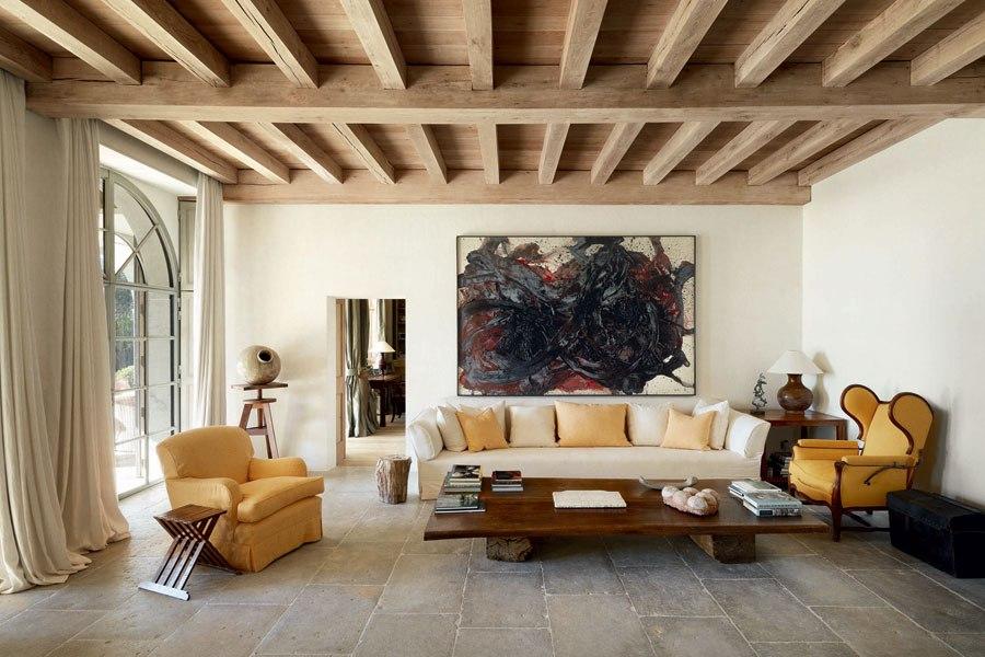 Juuri nyt inspiroi: tämä kuva Axel Vervoodtin suunnittelemasta olohuoneesta. Kuva: Laziz Hamani.