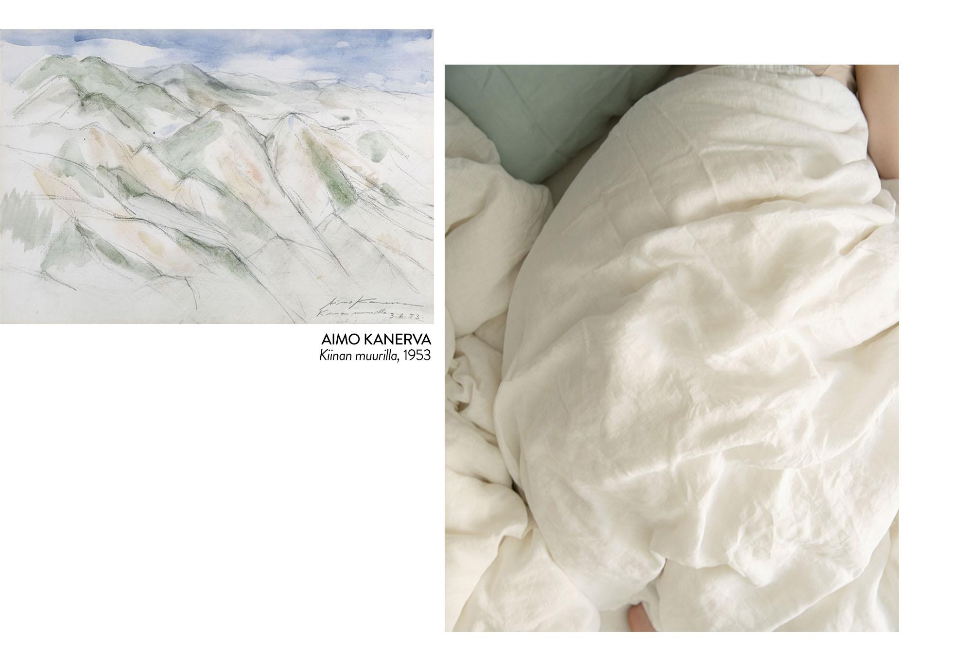 Etsimme valokuvaaja Johanna Taskisen kanssa näyttelytöiden innoittamana hiljaista kauneutta omasta arkisesta ympäristöstä.