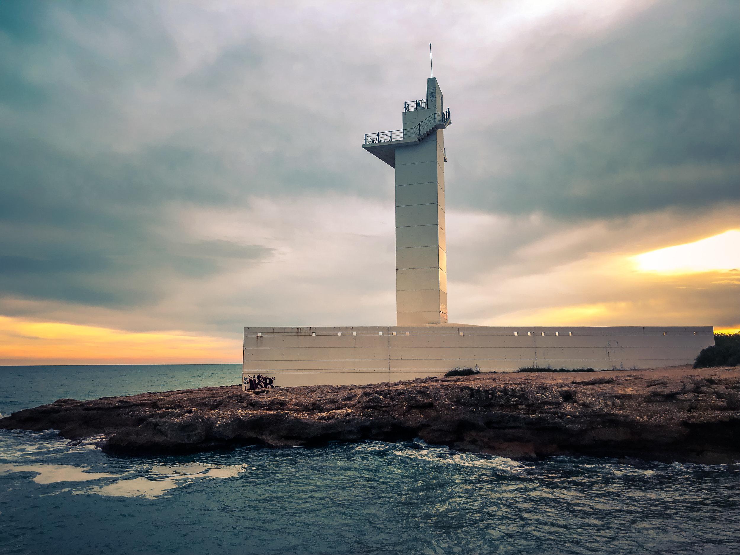 Lighthouse of Sierra de Irta