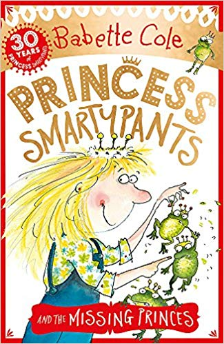 Princess Smarty Pants
