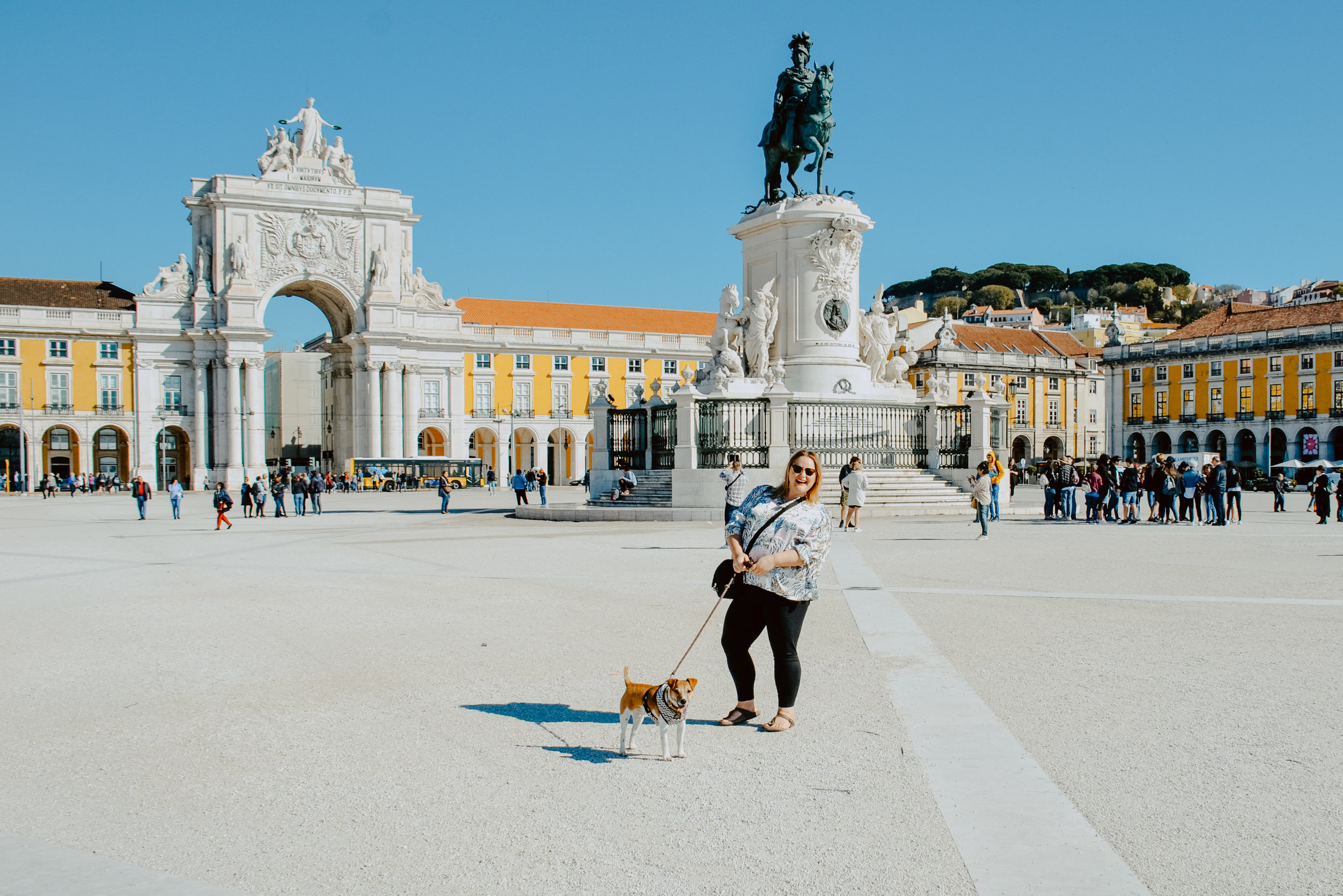 Dog friendly Lisbon