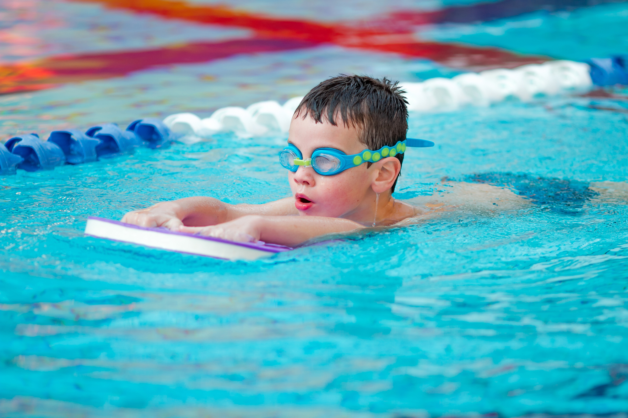 Inspired - Our swim school was created to provide high quality swimming lessons. We choose quality over quantity and treat each student as an indivdual. All progress is tracked online so we can work on anything your child may be struggling with. All our instructors are trained in house so they are extremely knowledgeable.