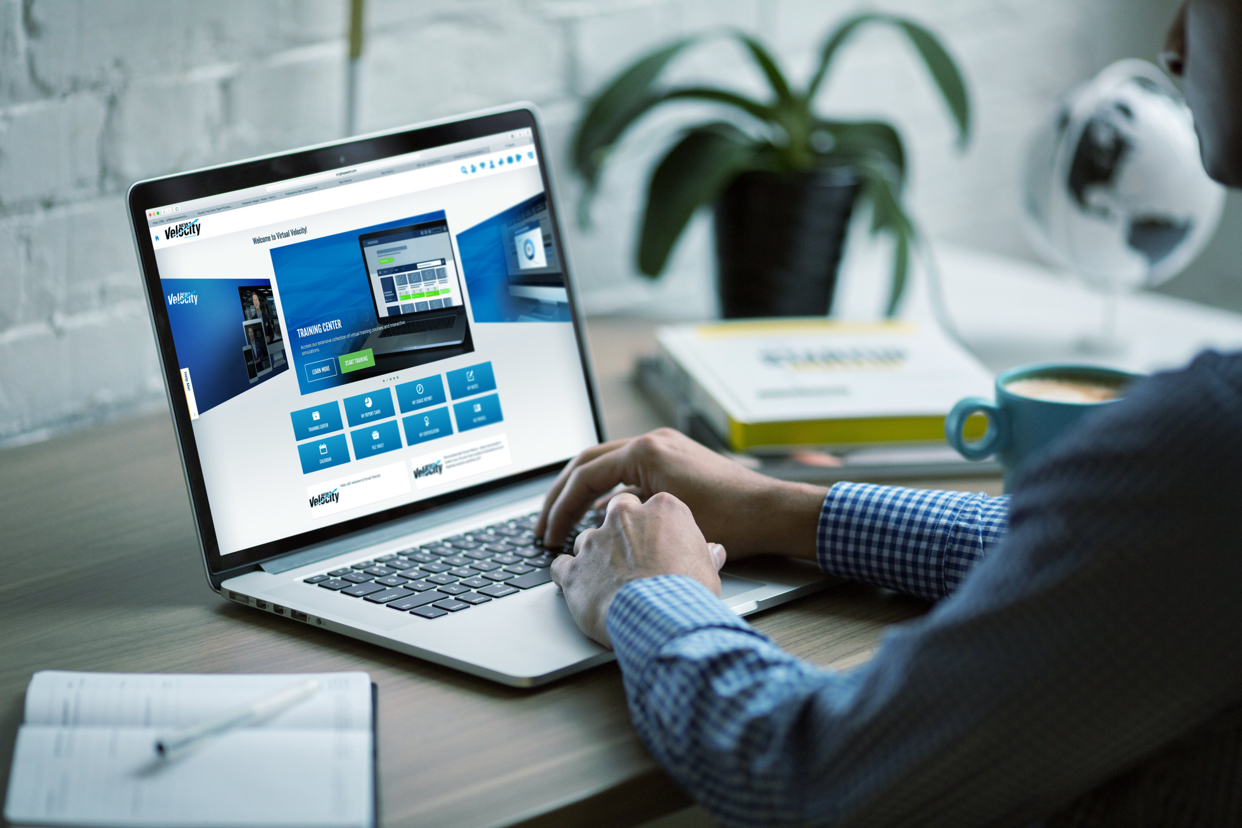 For Individuals - Learn how you want, when you want. New Velocity's award-winning online training platform is specifically-designed for today's sales professionals looking to beat their number.