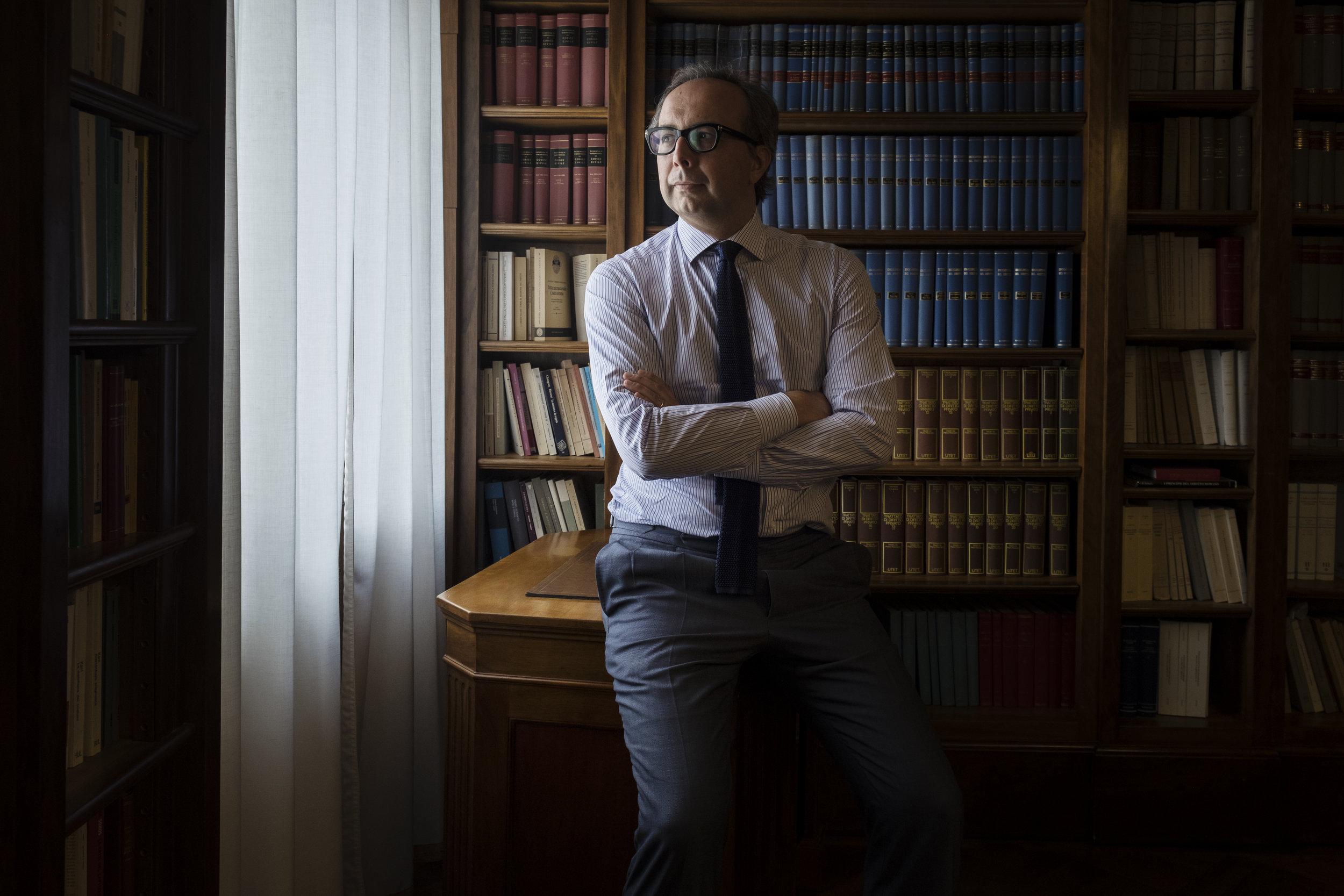 Bruno Alberti   Lawyer