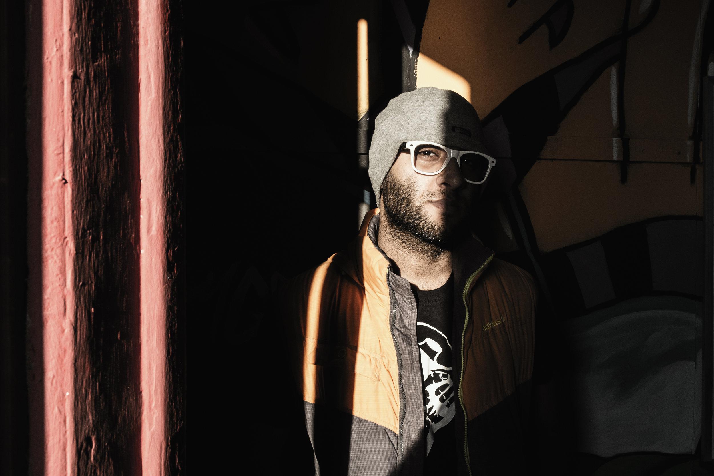 Rooney   Egyptian rapper at Revolution Records