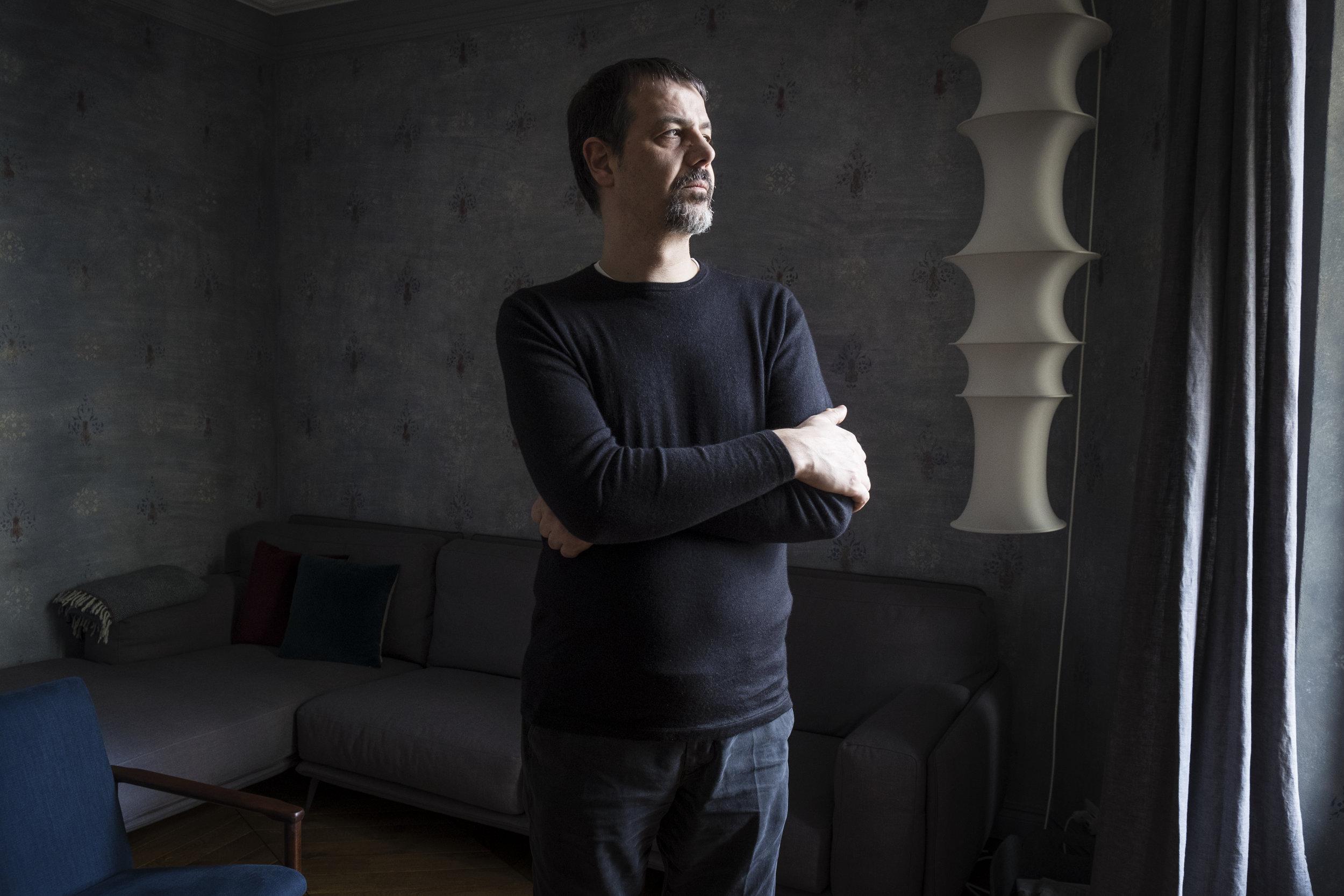 Antonio Guida   Two Michelin stars executive chef at Seta