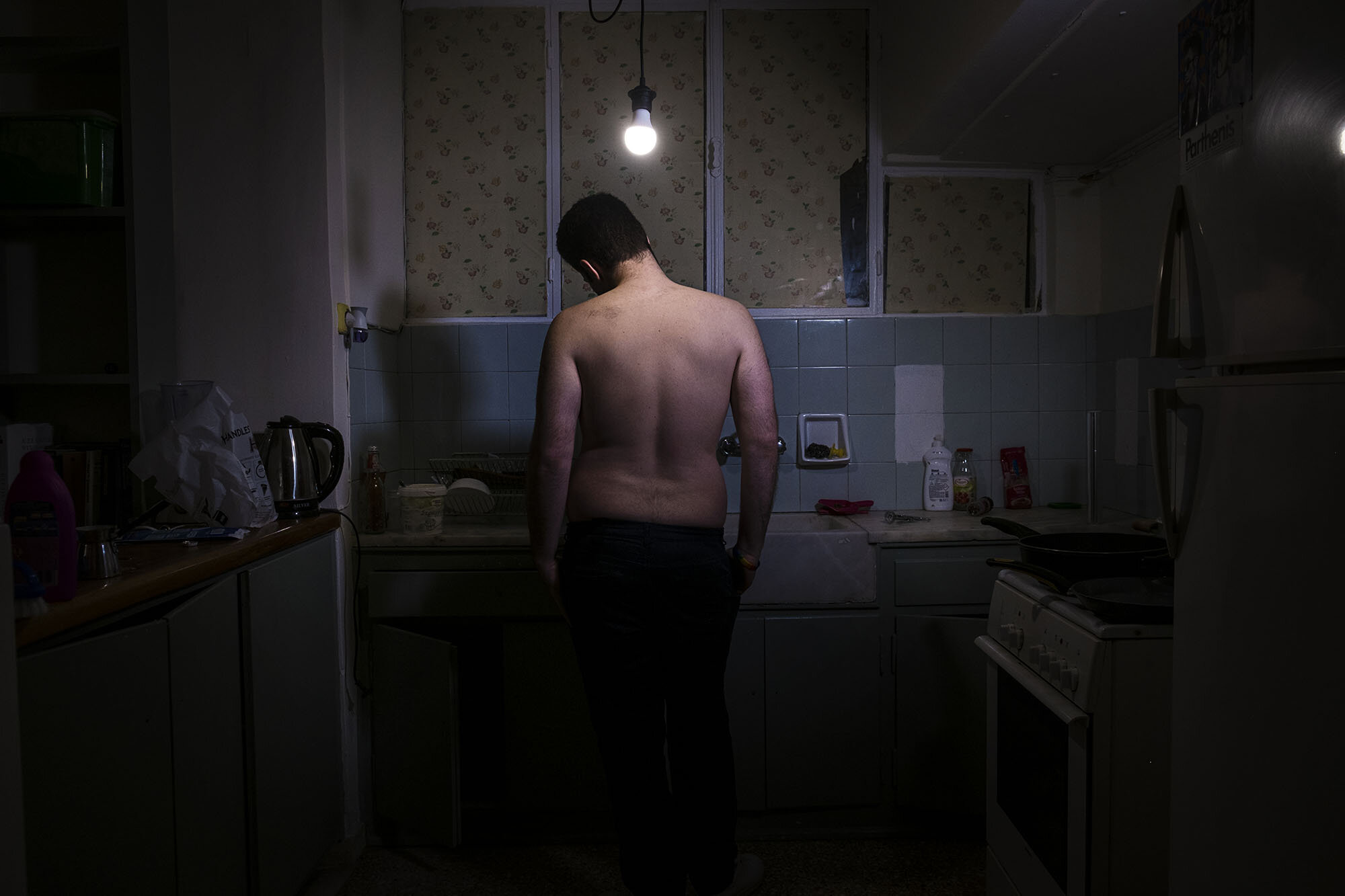 Greece | The body in crisis - Trapani inPhoto festivalTrapani | Italy