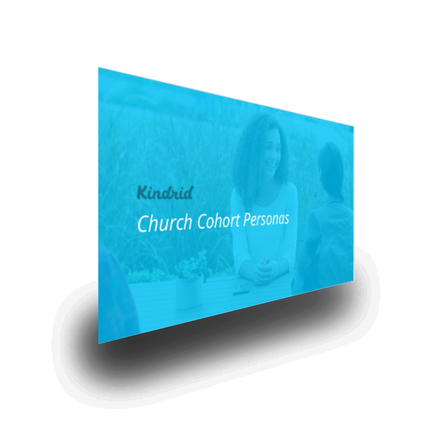 Church cohort persona report