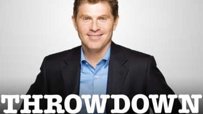 THROWDOWN WITH BOBBY FLAY - FOOD NETWORK