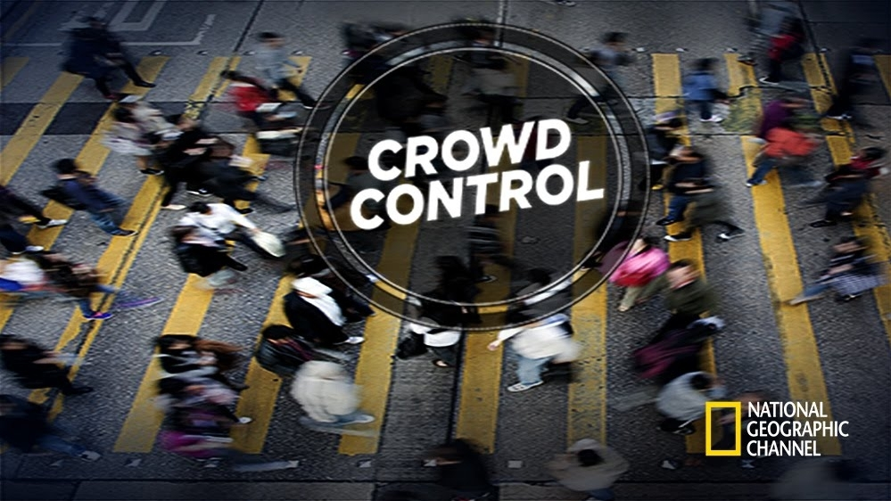 Crowd control - NATIONAL GEOGRAPHIC