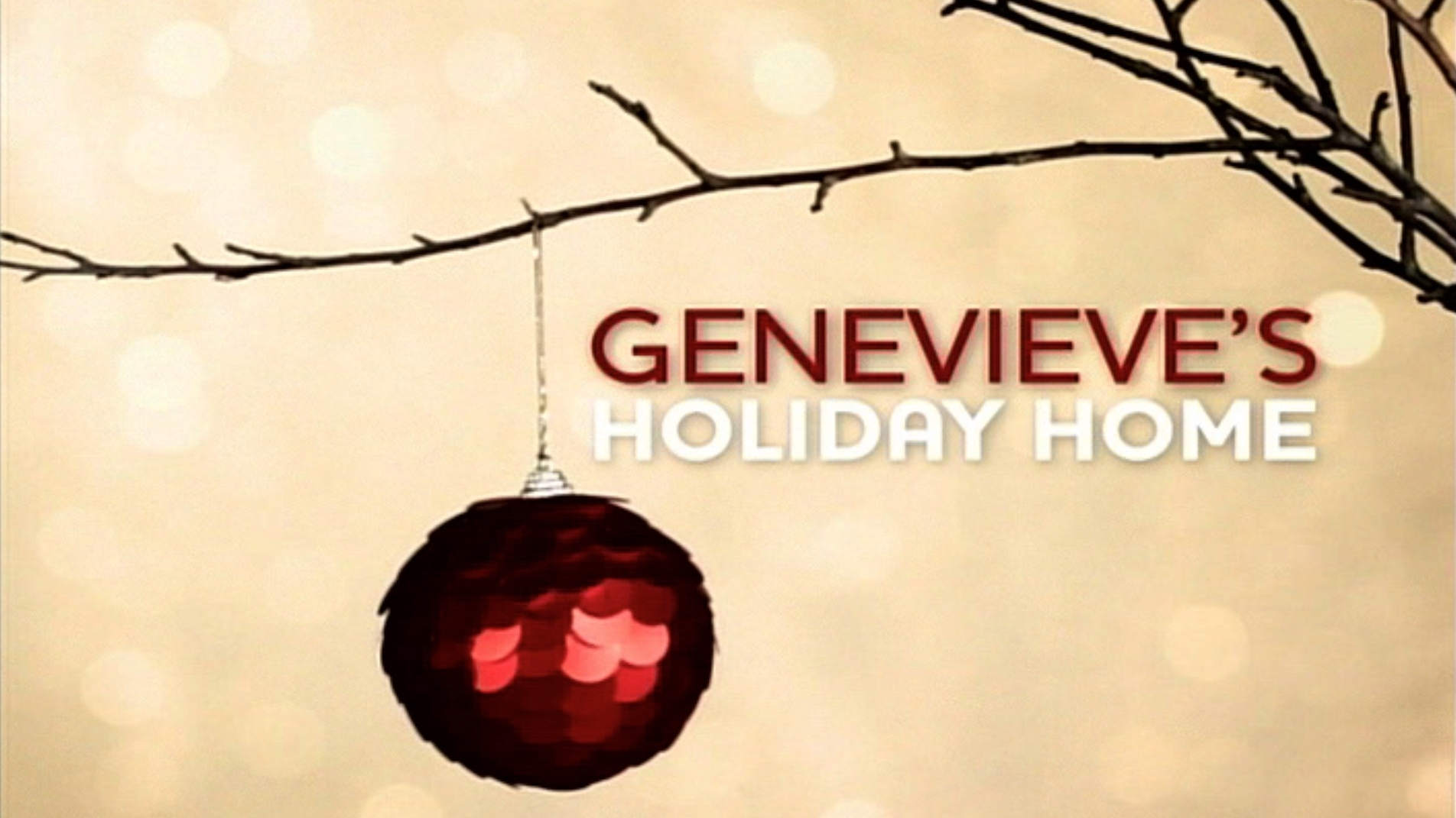 Genevieve's Holiday Home - HGTV