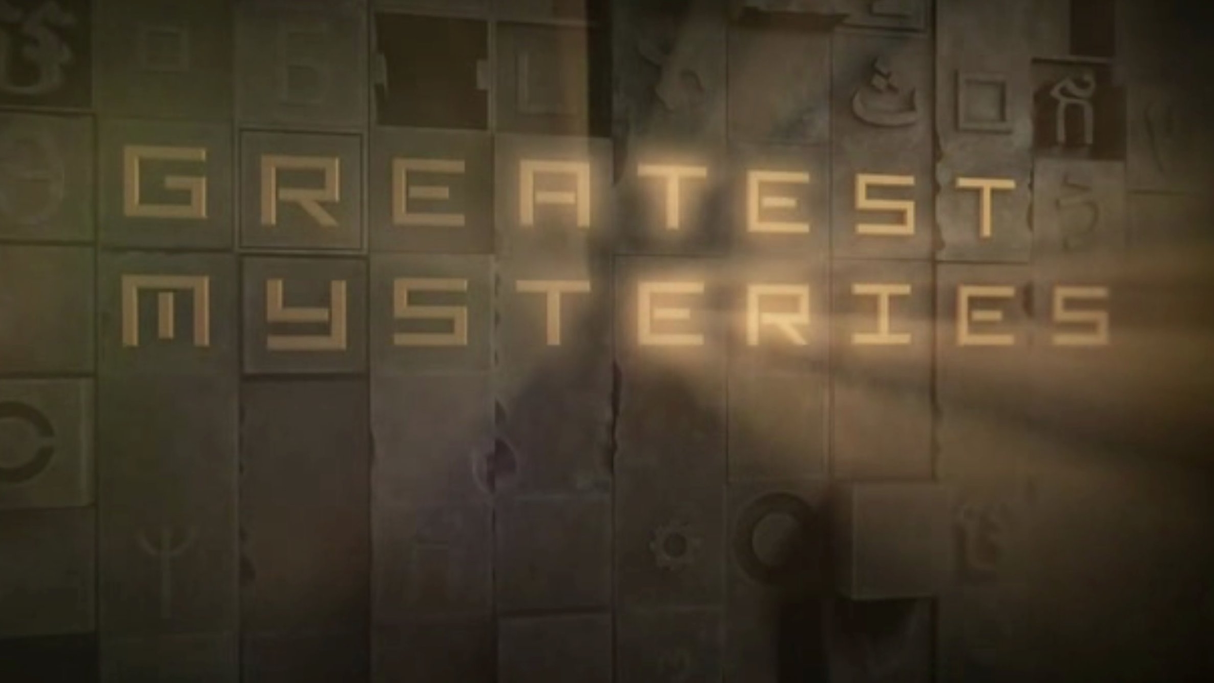 Greatest Mysteries - TRAVEL CHANNEL