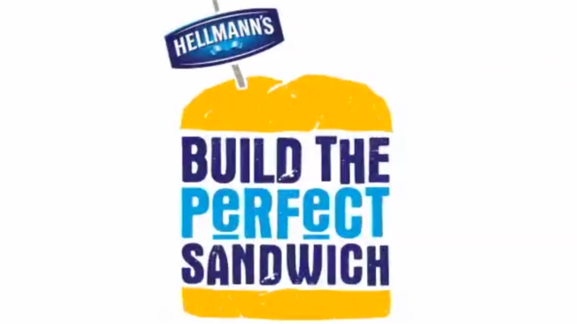 Hellman's perfect sandwich - COMMERCIAL