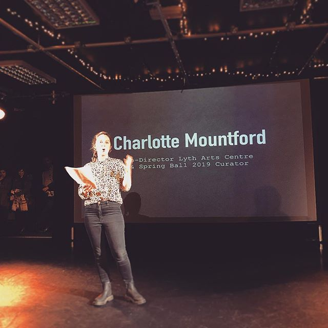 Massive thanks to the mastermind @cjmmountford12 for inviting us to @actiontransporttheatre to be part of the #attspringball & for generally being a huge support & all round diamond of a human being ❤️#womensupportingwomen #makingmagichappen #womenintheatre