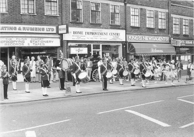 Our Grand Opening Ceremony In 1979...