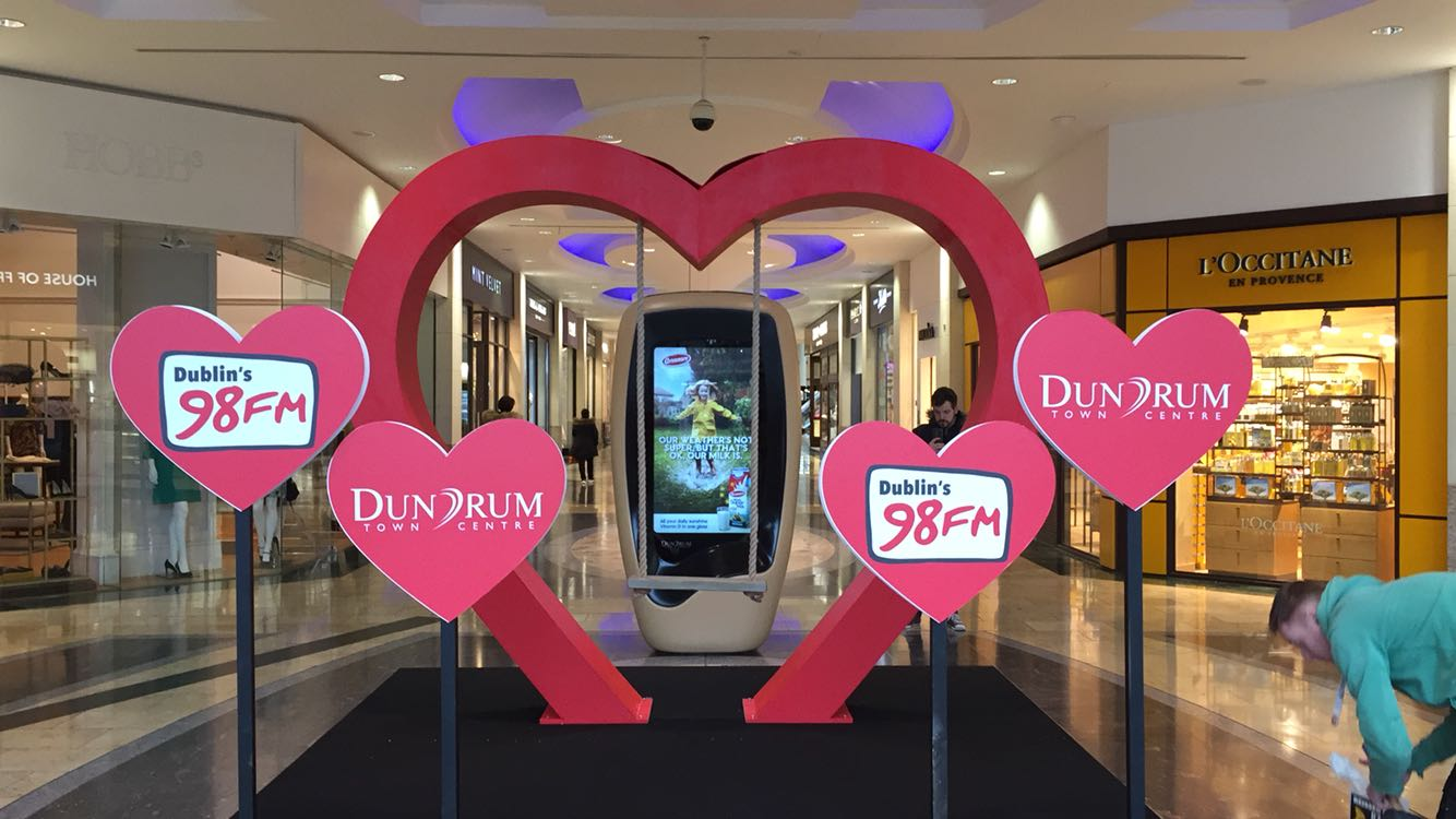 Showpiece for Dundrum Town Centre