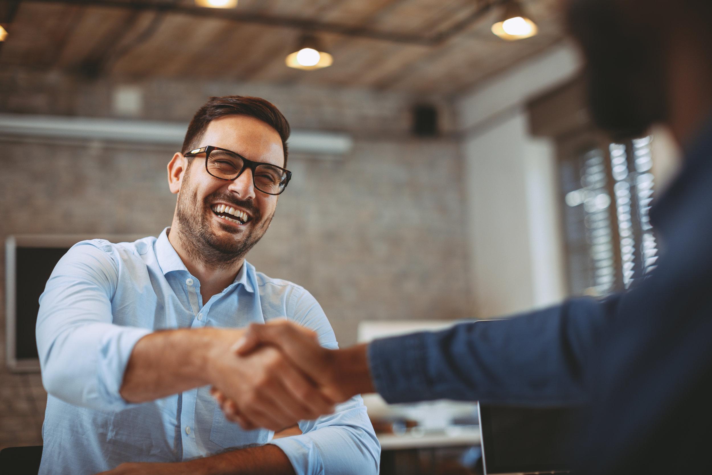developing referral partnerships
