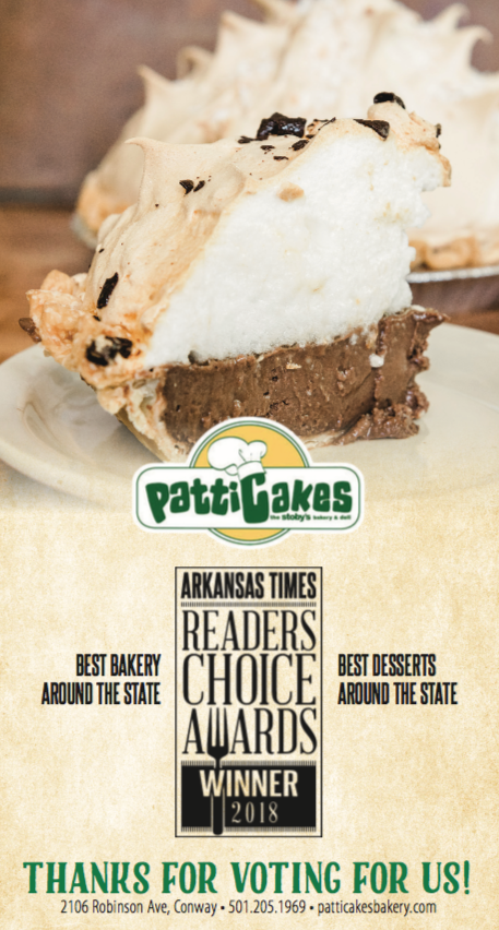 Voted best bakery and desserts around the state!