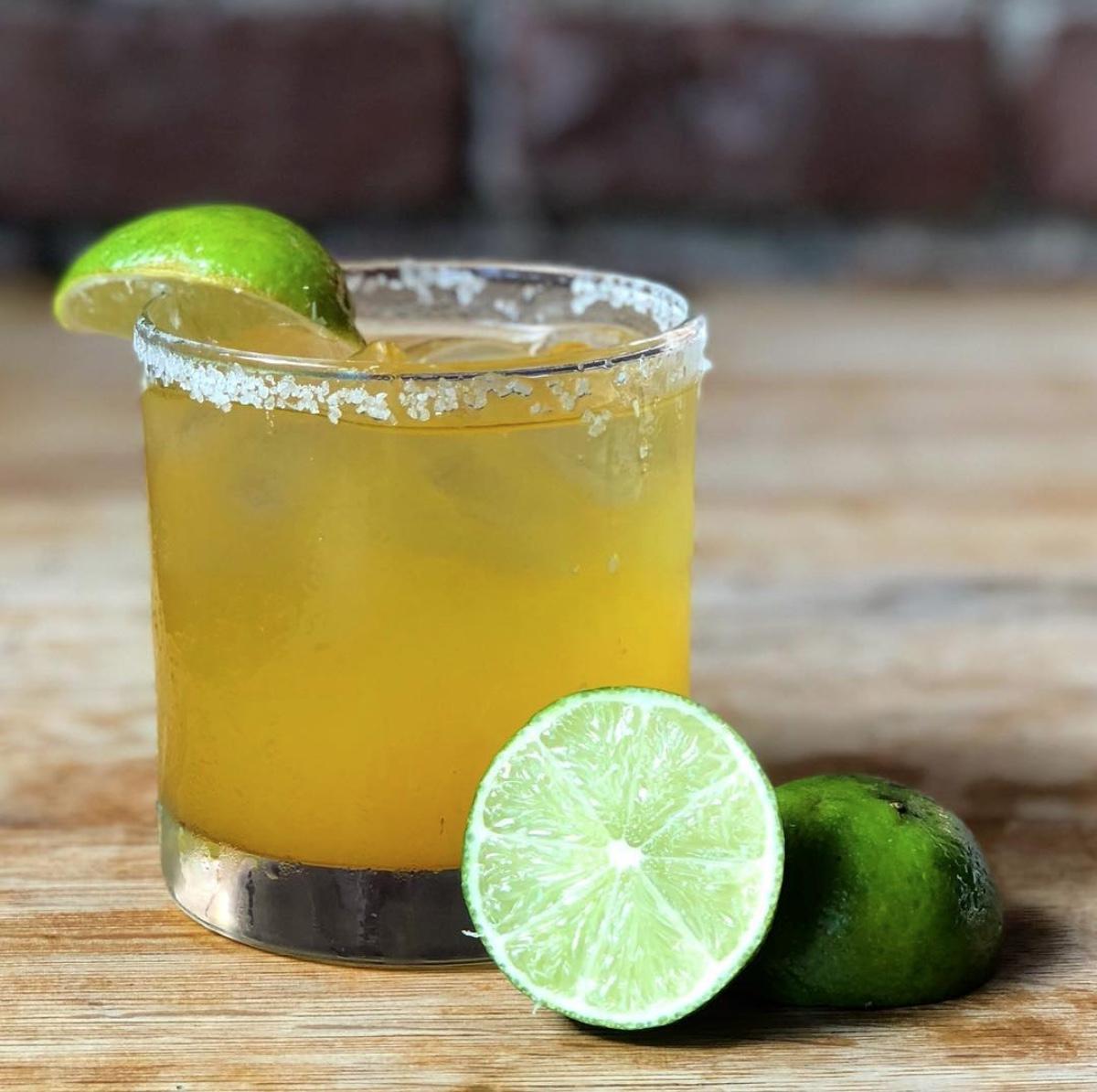 Fresh cocktails down the street at @milkweedboston