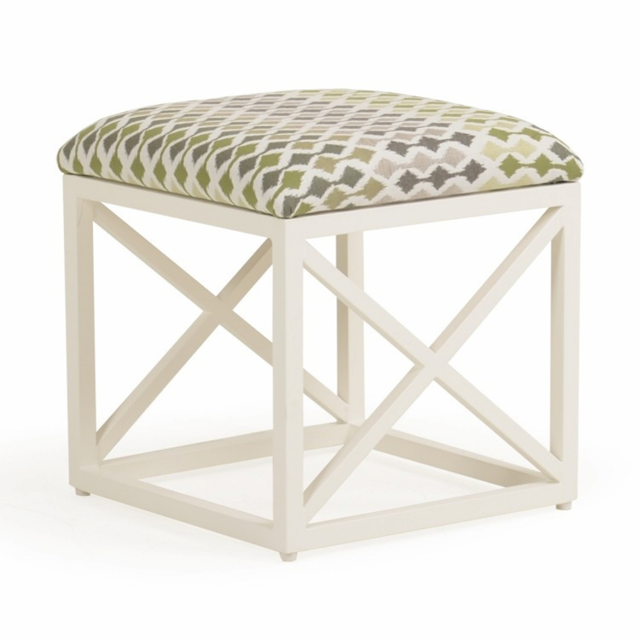 Stool with Cushion