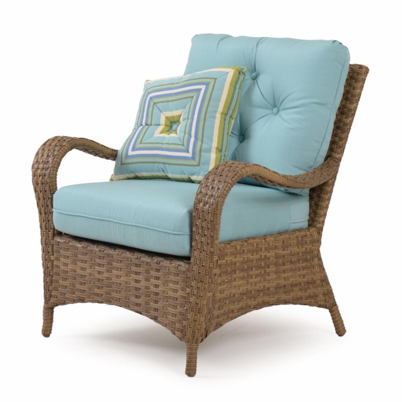 Deep Seating Lounge Chair
