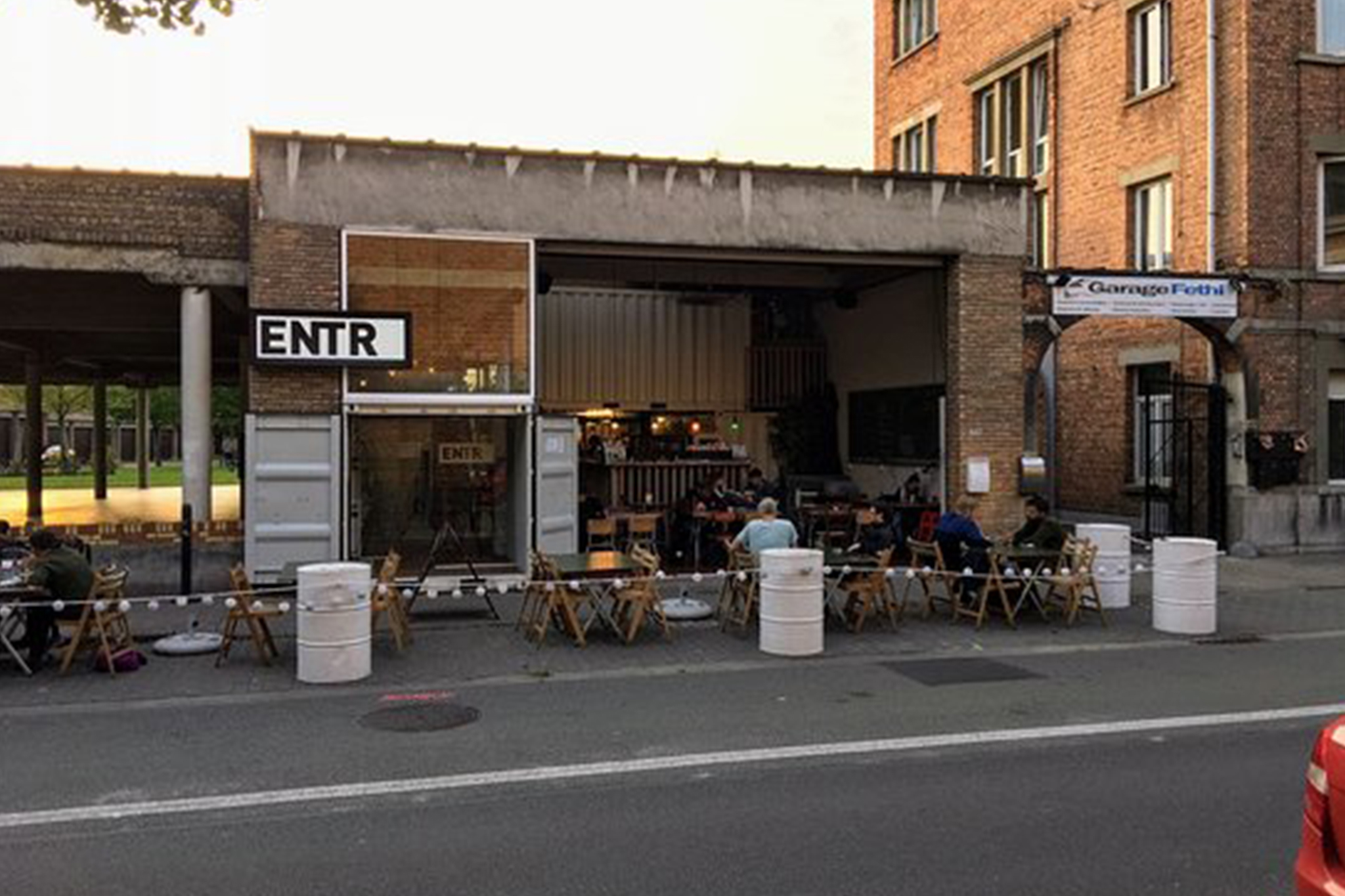 eetcafé ENTR