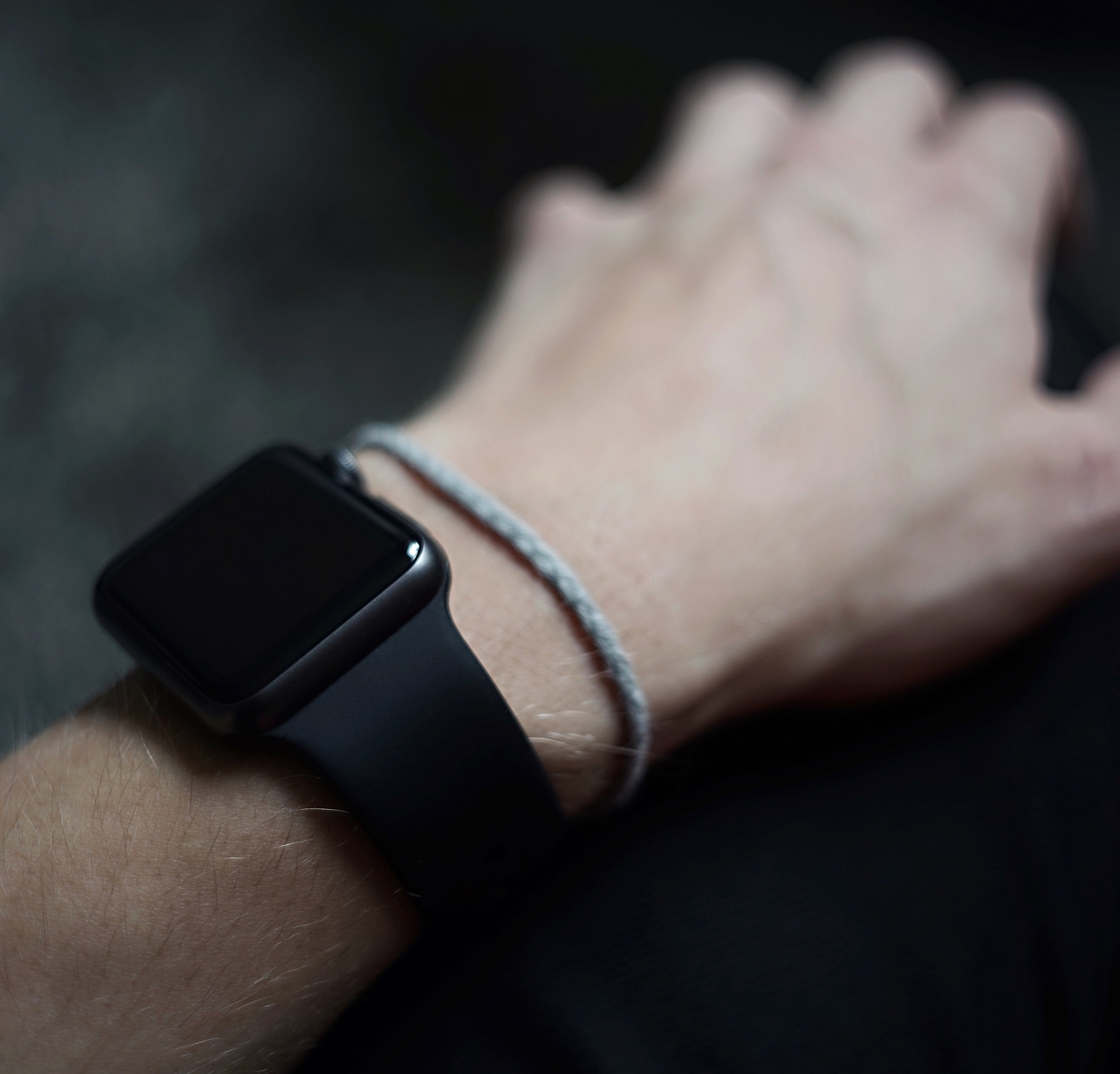 Heart Rate Monitor + Fitness Tracker (Apple Watch, $329 + $10-25 per month)