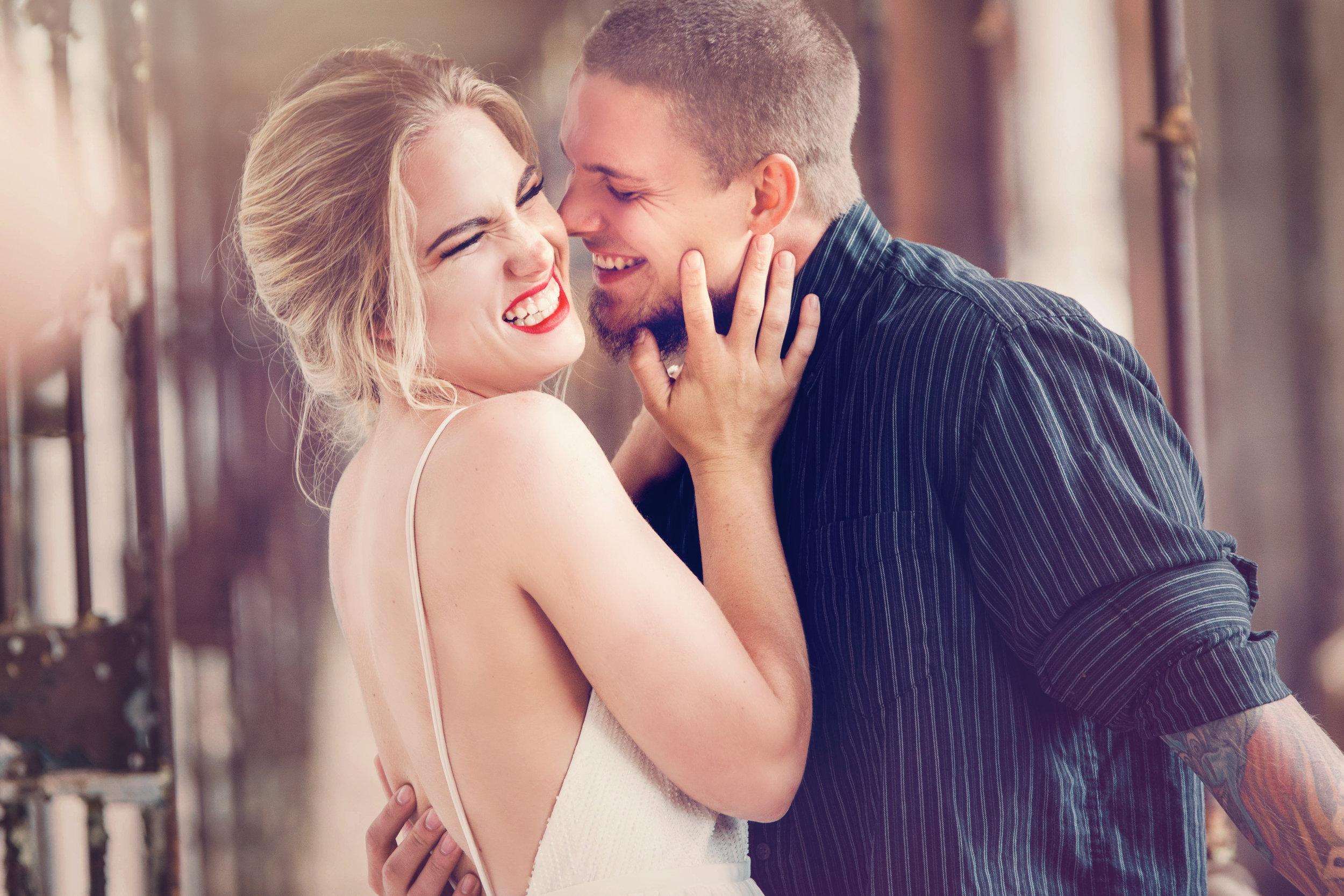 ohio state reformatory, perception art studio, wedding photo shoot