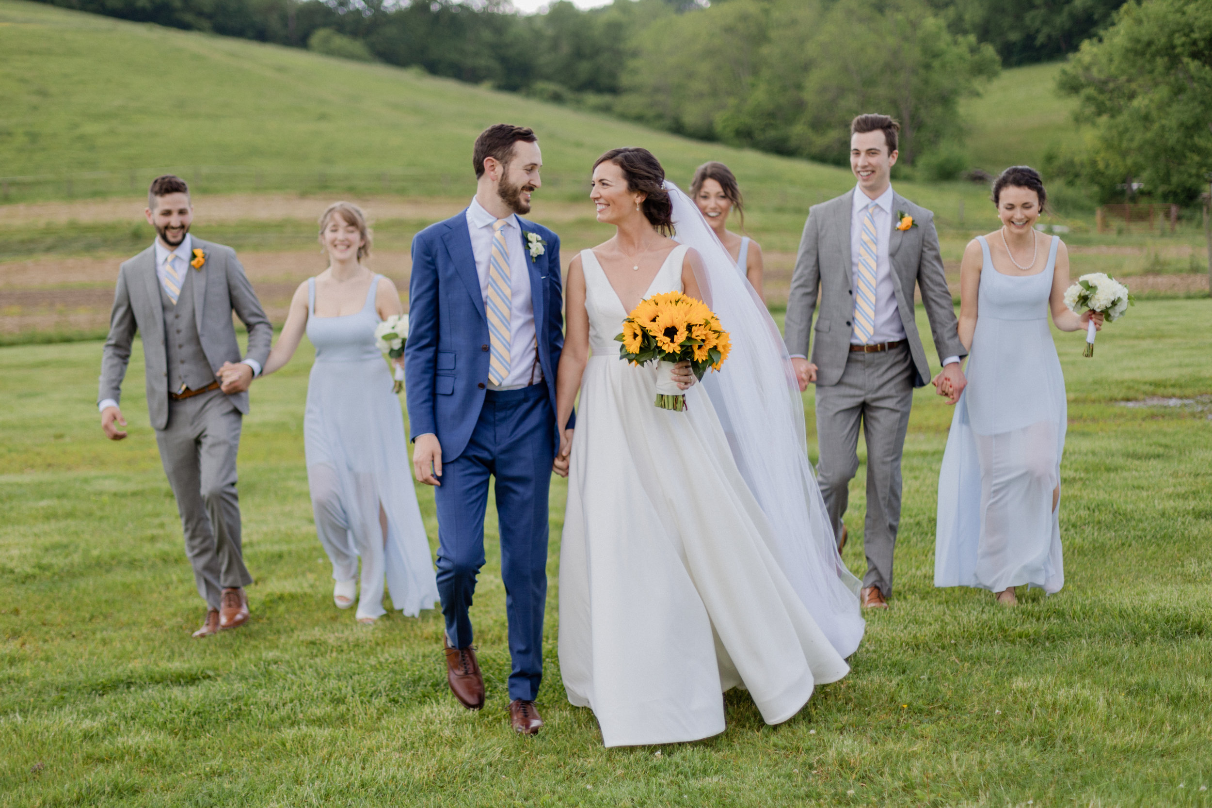 kentuckywedding-yellowandblue