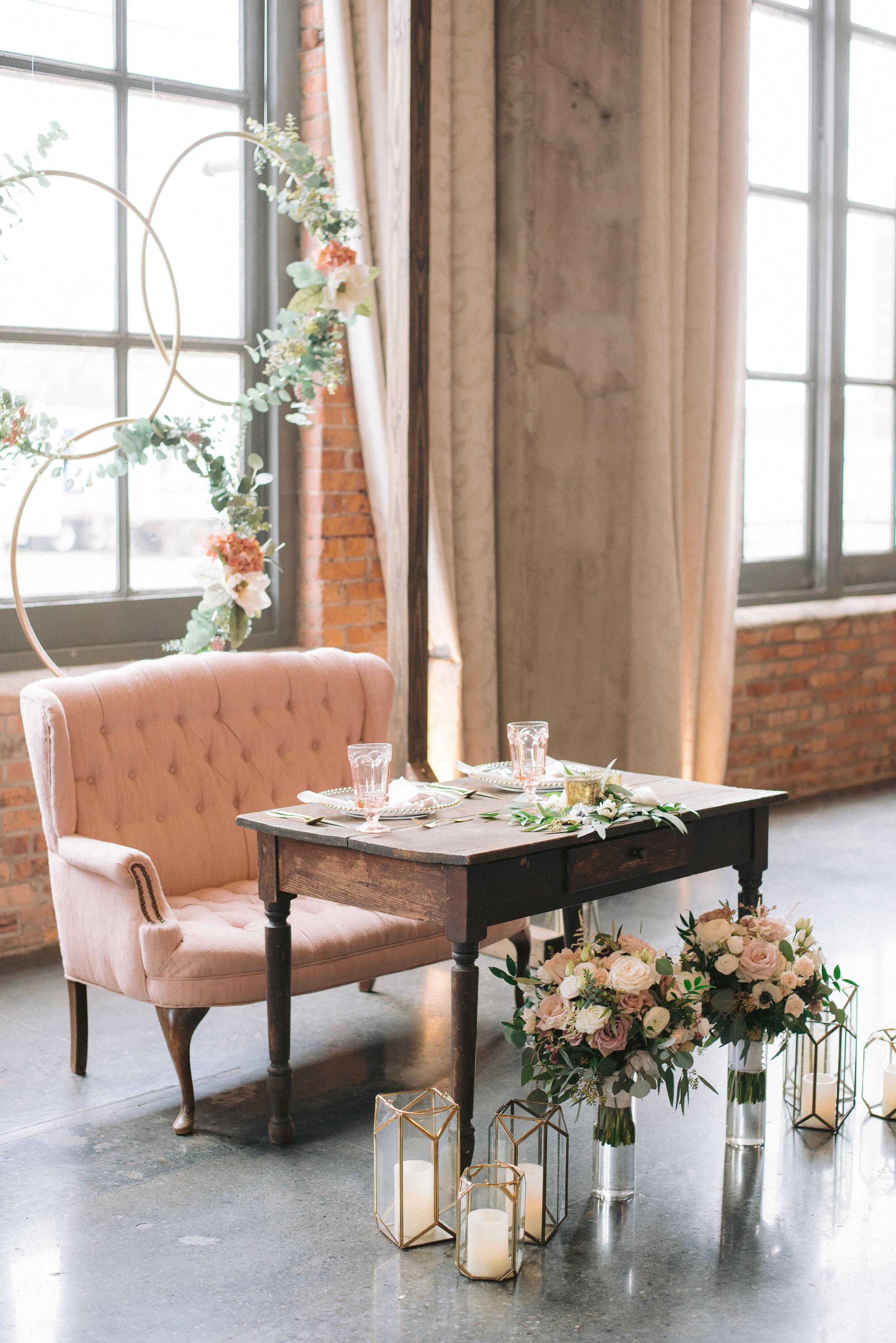 sweethearttable-pinkwedding