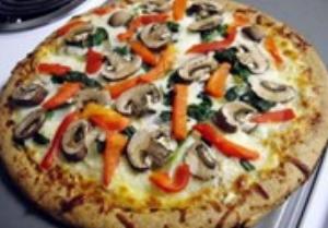Crusty Homemade Vegetable Pizza.jpg