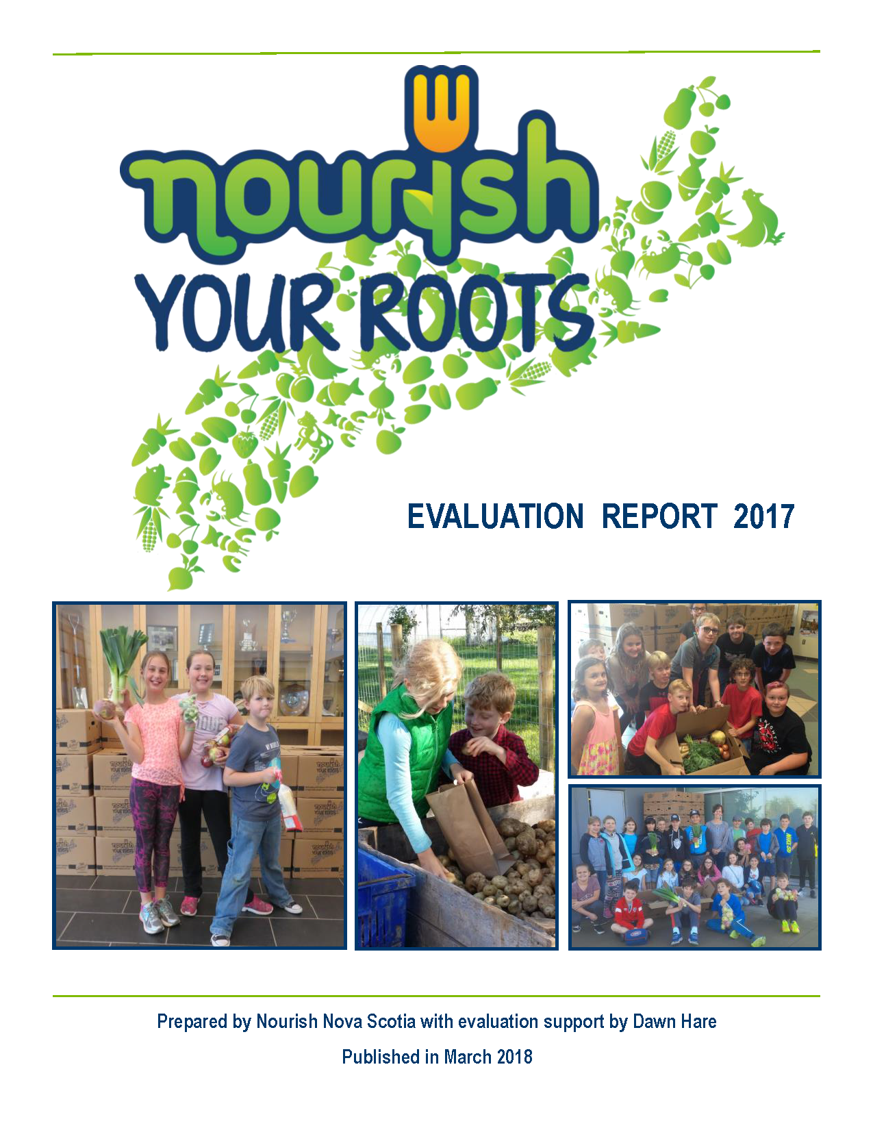 2017 Nourish Your Roots Evaluation