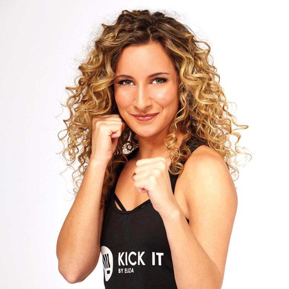 Eliza – Fitness Trainer & Entrepreneur
