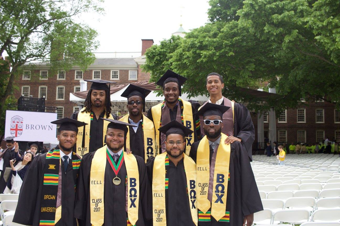 In one year the graduating class doubled, a testament to the growth of the organization.