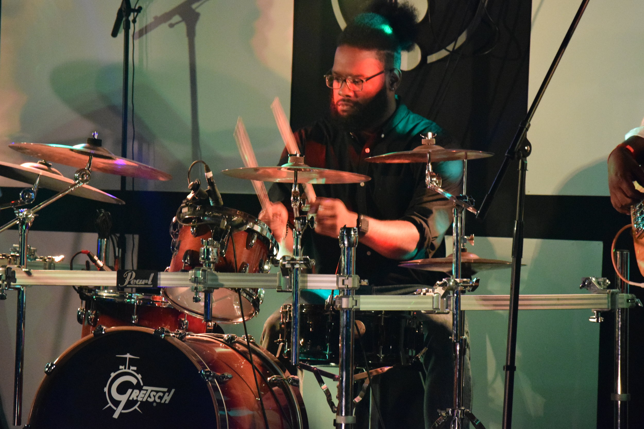 Justin Allen - Drums/Jeff Porcaro